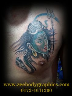 Nonie Singh, who had started his tattoo art in Melbourne and uses his creativity exclusively to your custom tattooing.