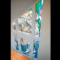 Kessler Studios Stained Glass- Private Entryway