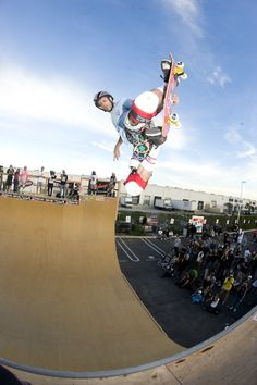 Nobody Can Contort A Stale Fish Like Tony Hawk