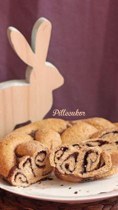 Pillecukor ♥: Csokis kalács (glutén-,laktóz- és cukormentes, CH csökkentett)
