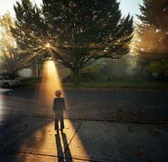 The chance of light by Zeb Andrews, via Flickr