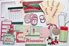 The Creative Place: Handmade Christmas: Christmas Art Journal