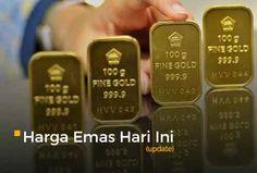 Harga Emas Hari Ini 24 Juli 2017 Rp 594.000 per gram