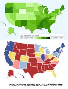 SNAP v Likely party - by State