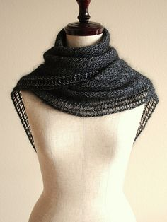 Ravelry: knittimo's black on black