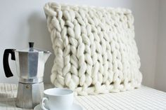 Just in: Chunky Knit Cushion, Chunky Knit Pillow, Ivory Pillow, Ivory Cushion, Extreme Knitting, Knit Home Decor, Chunky Merino Cushion, Merino Knit https://www.etsy.com/listing/513878525/chunky-knit-cushion-chunky-knit-pillow?utm_campaign=crowdfire&utm_content=crowdfire&utm_medium=social&utm_source=pinterest