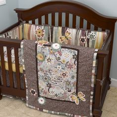 Found it at Wayfair - Gretta 4 Piece Crib Bedding Set