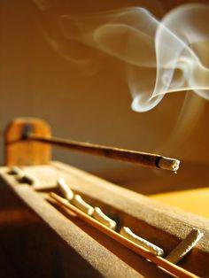 Zen- My favorite incense is Nag Champa  Indian fragrance w/ frangipani & sandalwood.
