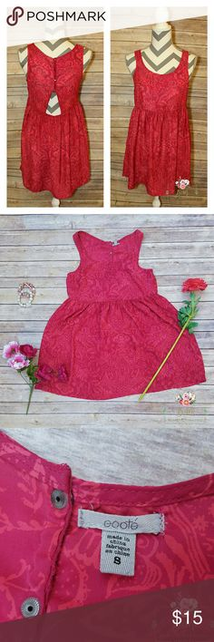 ECOTE Dress 100% Polyester Great condition Ecote Dresses