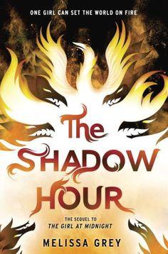The Shadow Hour   Melissa Grey