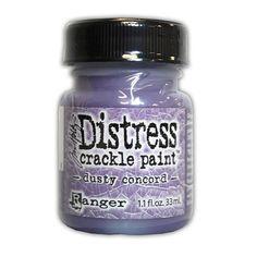 Tim Holtz Ranger Inks Distress Crackle Paint by artisticsupplies, $3.99
