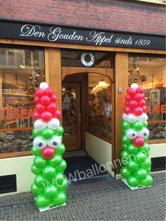 Balloon Animals, Animal Balloons, Cake, Desserts, Restaurant, Tailgate Desserts, Deserts, Kuchen, Diner Restaurant