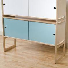 Housefish Key Bookcase Finish: Maple