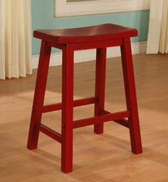 New Pottery Barn Saddle Stool