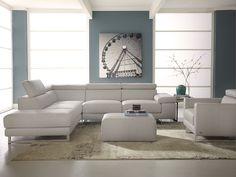 Natuzzi Editions - Antonio Sectional   Modern Italian Furniture   Furnitalia