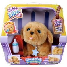 ***FAST TRACK*** LITTLE LIVE PETS SNUGGLES MY DREAM PUPPY