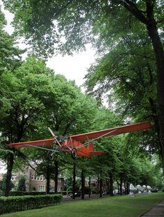 Joost Conijn | Airplane | 2000 | Installation