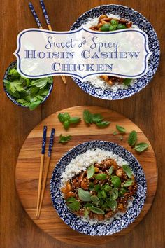 Make this delicious Sweet and Spicy Hoisin Cashew Chicken in 30 minutes. No need to run out for takeout - this is quick, easy and WAY better! #cashewchicken, #easytakeoutchickenrecipe, #asianchicken, #easydinneridea via @cafesucrefarine Best Chicken Recipes, Beef Recipes, Great Recipes, Healthy Recipes, Easy Dinner Recipes, Dinner Ideas, Healthy Food, Recipies, Favorite Recipes