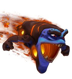 Slugterra is an epic sci-fi comedy adventure set deep underground, where the ammo's alive and only the quick survive! In this luminous, high-tech, underground world every cavern holds a new adventure, new battle and weird little slugs to be discovered! Flareon Pokemon, Mega Pokemon, Joo Joo, Sci Fi Comedy, Blue Sky Studios, Elemental Powers, Minecraft Pixel Art, Legendary Creature, Disney Xd