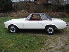 """Mercedes-Benz 230 SL - Mercedes-Benz 230 SL Roadster """"Pagode"""" 1967"""