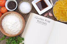 menu gluten free