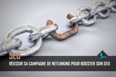 Mener une campagne de netlinking avec des backlinks pertinents pour son site est un axe indispensable pour booster son SEO. Découvrez comment la réussir :