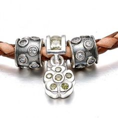 Flower Fairy Charm Bracelets  Fit pandora,trollbeads,chamilia,biagi,soufeel and any customized bracelet/necklaces. #Jewelry #Fashion #Silver# handcraft #DIY #Accessory