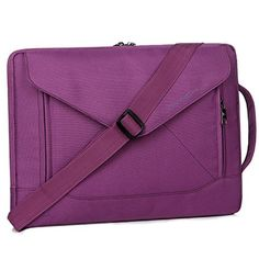 BRINCH® Fashion Durable Envelope Nylon Fabric 14 Inch Lap…