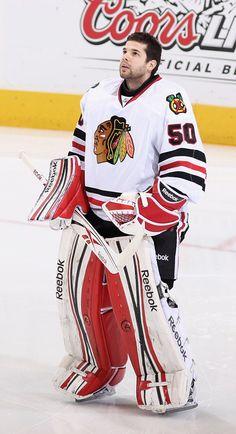 Corey Crawford. #Blackhawks