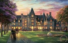 Image result for thomas kinkade prints