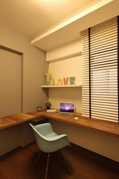 study room - the chair