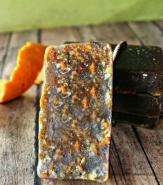 Homemade Orange and Clove Scented Soap Homesteading  - The Homestead Survival .Com
