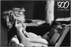 """Marilyn Monroe, New York 1956 (Reading Book)"" by Elliott Erwitt is available for sale. Explore beautiful Marilyn photos on HL Photo Gallery. People Reading, Woman Reading, Che Guevara, Harold Lloyd, Us Actress, Gordon Parks, Photographer Portfolio, Richard Avedon, Lindbergh"