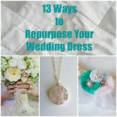 Image Result For Repurpose Wedding Dress Intodress