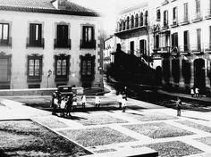 Plaza del Cordón, años 20