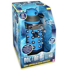 "Doctor Who Merchandise: 13"" Remote Dalek Strategist"