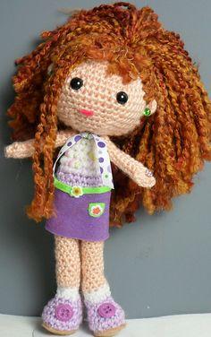pjcraftsinaustin's Red hair Sweetie
