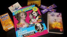 Box de Juin Thème : l'Histoire de France Quelques Photos, Cover, Books, Art, June, Weddings, Art Background, Libros, Book