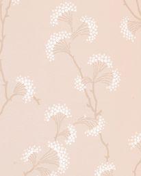 Tapet Ashbury Pink från Colefax & Fowler