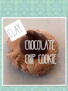 Clay Chocolate Cookie