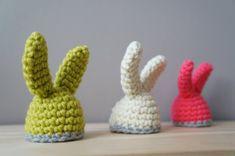Easter Egg Cozy / Rabbit Ear Egg Warmer / Easter by LemonCucullu