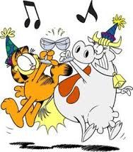 Image result for garfield and friends cast