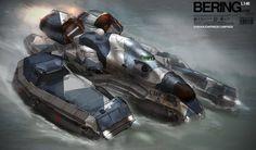concept ships: Concept ships by Al Crutchley