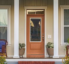 Therma Tru Smooth Star 3/4 Lite 1 Panel Door Is A Gorgeous Choice