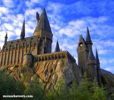 25 Things you will NOT overhear at Walt Disney World!  Shown:  Wizarding World of Harry Potter,, Universal Studios,