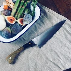 Every chef needs an ergonomic knife from Gorse Knives! Better balanced and ergonomically pleasing, they feel like an extension of your hand.