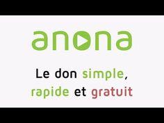Anona - Faire un Don Gratuit à une Association en Ligne
