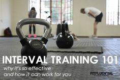 Interval training 101 - why an interval workout routine is an essential component of your overall fitness