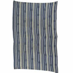 A large blue and white cloth,Ghana | lot | Sotheby's