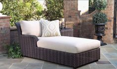 Whitecraft Aruba Deep Seating Group with Cushions- For lounging!